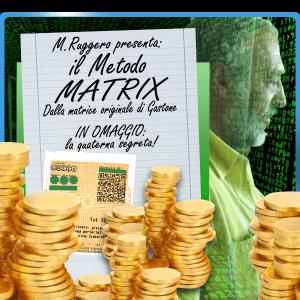 METODO MATRIX
